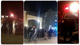 القصرين : مقتل رضيعة وإصابة شقيقتها بحزام ناسف لوالدتهما الإرهابية
