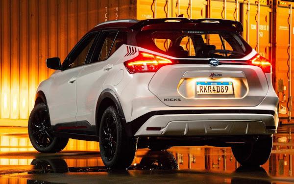 Novo Nissan Kicks 2022 XPlay