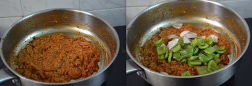 how to make kadai mushroom