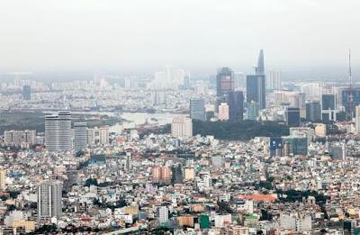 Mật độ dân cư tăng quá cao gây áp lực lên cơ sở hạ tầng thành phố