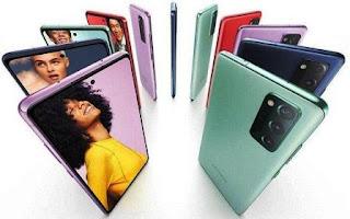 Spesifikasi Galaxy S20 FE, Ponsel Terbaru Keluaran Samsung