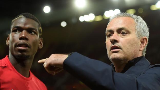 Mourinho Says Pogba Needs More Time To Click