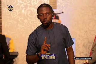 Sons Wanted - Rev'd Toluwalogo Agboola