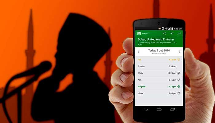5 Aplikasi Alarm Adzan Terbaik Pada Smartphone Android