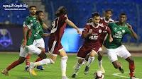 الاهلي يحقق فوز كبير على الفيصلي فى الدوري السعودي