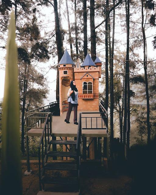 Tempat Selfie Terbaru Di Bogor