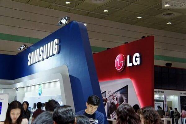 سامسونج و LG يخططان لأطلاق اول هاتف ذكي 5G في مؤتمر MWC 2019