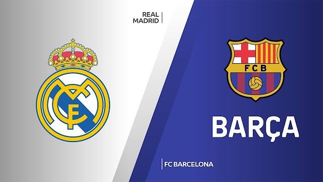 Barcelona vs Real Madrid El Clasico, La Liga 2020/21 Preview and Prediction Live stream
