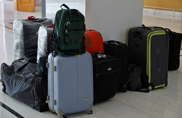 excesso bagagem