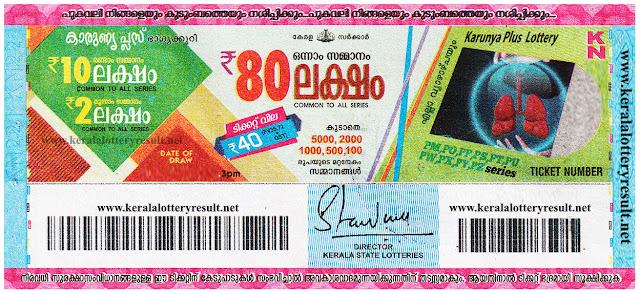 Buy Karunya Plus Kerala Lottery Online