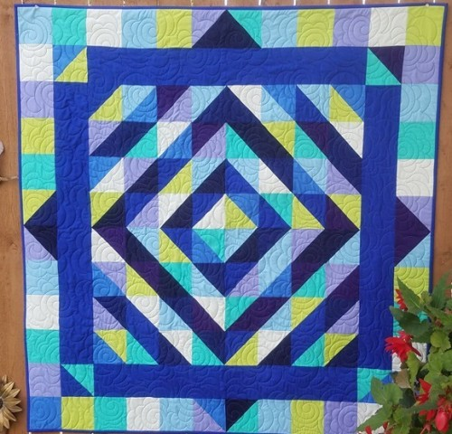 Thicketty Mountain - Free Quilting Pattern