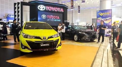 Coba Lakukan 6 Langkah Berikut Saat Beli Toyota di Pameran Mobil