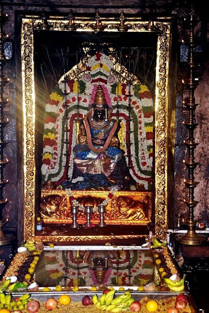 Thirumiyachur Sri Lalithambigai