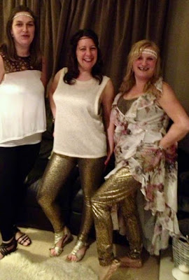 madmumof7 and friends ABBA style