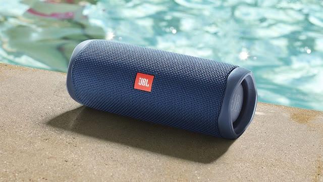 Review Speaker Portabel JBL Flip 4 Spesifikasi, Fitur Dan Harga