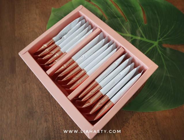 Kulit Cantik & Berseri dengan pengambilan Sakura Collagen setiap hari