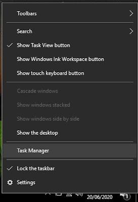 Cara Mematikan Aplikasi Saat Startup Di Windows 10