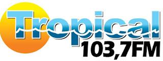 Rádio Tropical FM - Vitória/ES