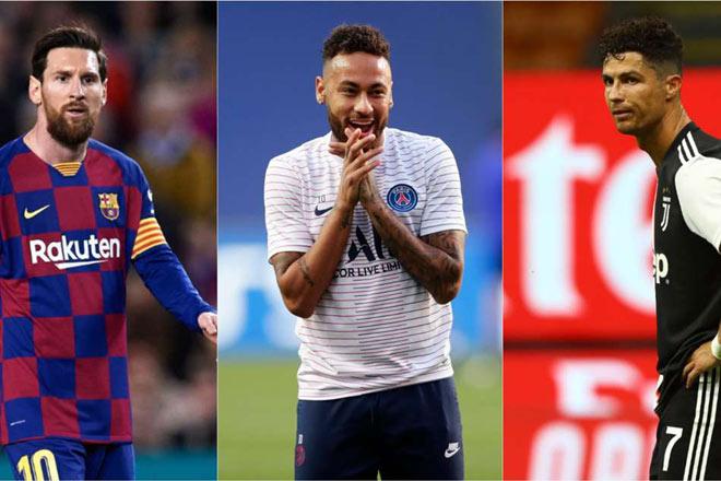 Neymar tự tin vô địch cúp C1, sánh vai Messi và Ronaldo làm nên lịch sử 1