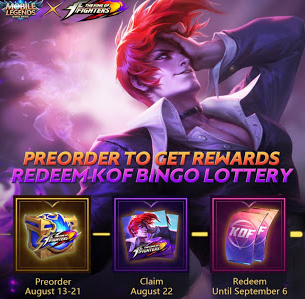 play.mobilelegends.com Event MLBB x KOF Segera Mainkan