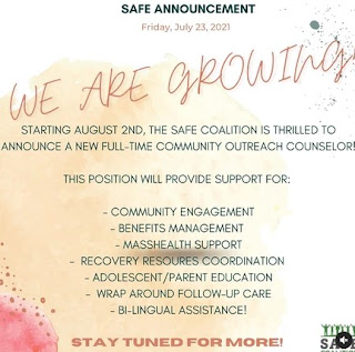 SAFE Coalition is hiring