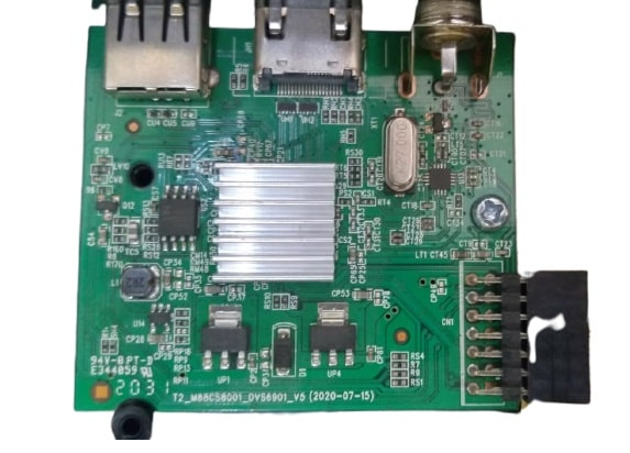 Dilos HDS2-3060DLX Motherboard, Card and Hardware Information