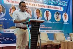Samsuddin Kadir Apresiasi Pelaksanaan Musyawarah II IKAPERIK
