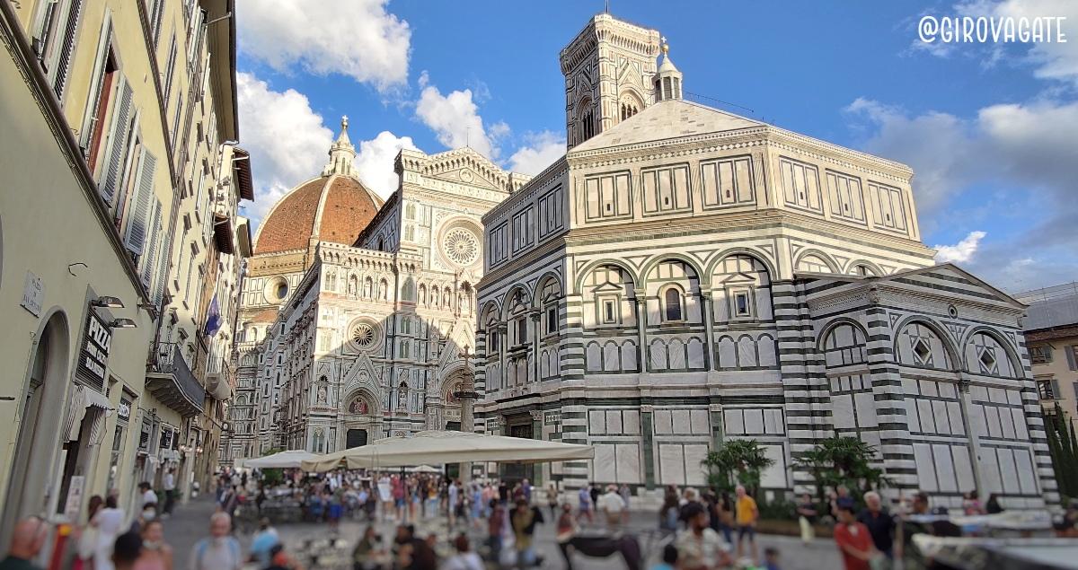 Firenze Piazza Duomo