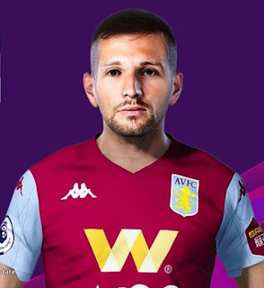 PES 2020 Faces Conor Hourihane by Rachmad ABs