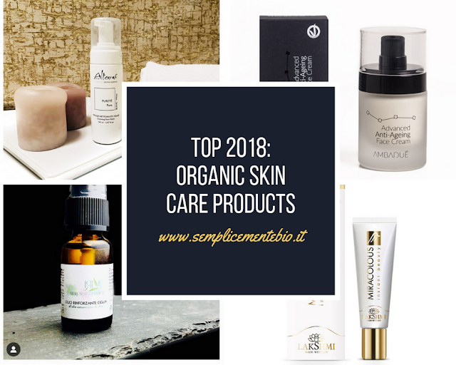 TOP 2018: BIO SKIN CARE PRODUCTS