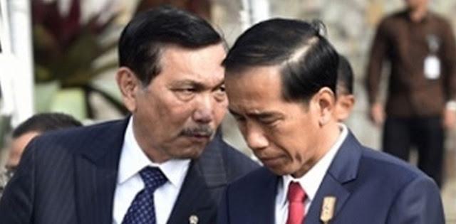 Dradjad Wibowo:Pak Jokowi' Kok Hanya Luhut Dan Bahlil Yang Ditegur?