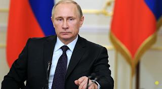 Putin Ukrayna yerine barış terörizm seçer