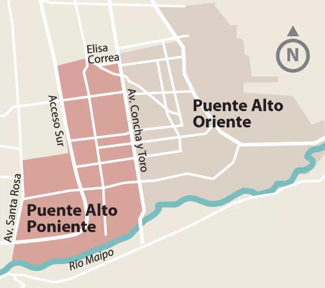 Mapas de las cuarentenas parciales que parten esta semana