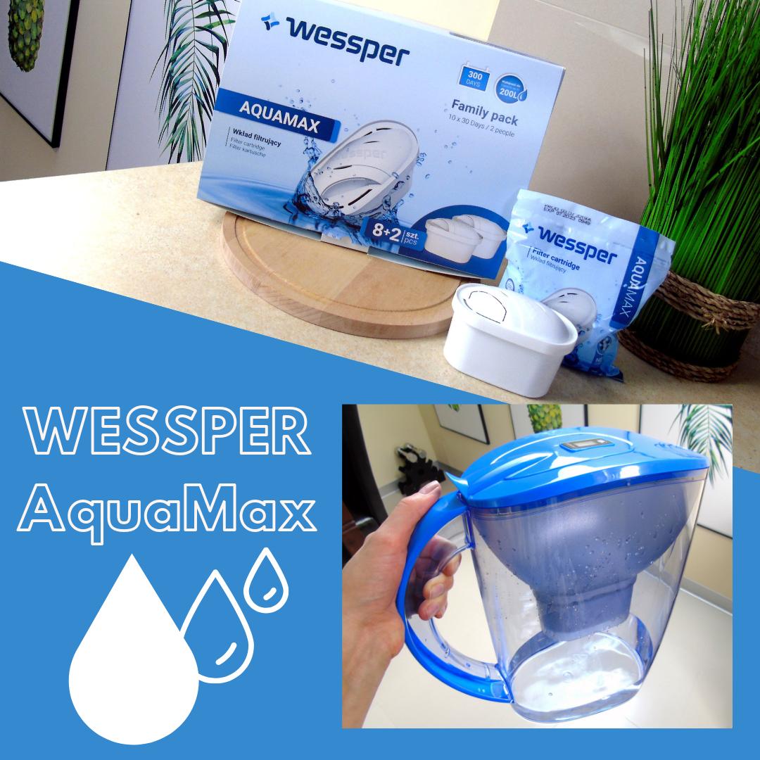 Filtrujemy wodę z zestawem Wessper AquaMax.