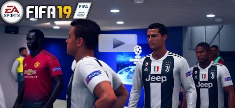 Download FIFA 19 For Android | FIFA 19 MOD FIFA 14 Android Offline 1GB New Face Kits & Transfers Update Best Graphics