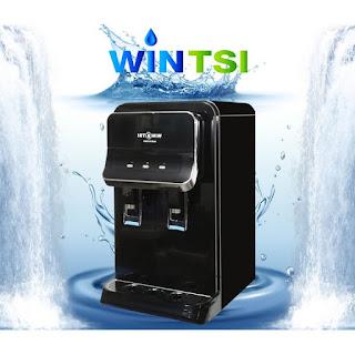Fontaine d'eau système osmose