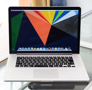 Jual MacBook Pro Retina Core i7 ( 15.4 Inch ) Late 2013