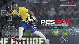 Download Pro Evolution Soccer PES 2016 iso PSP Android