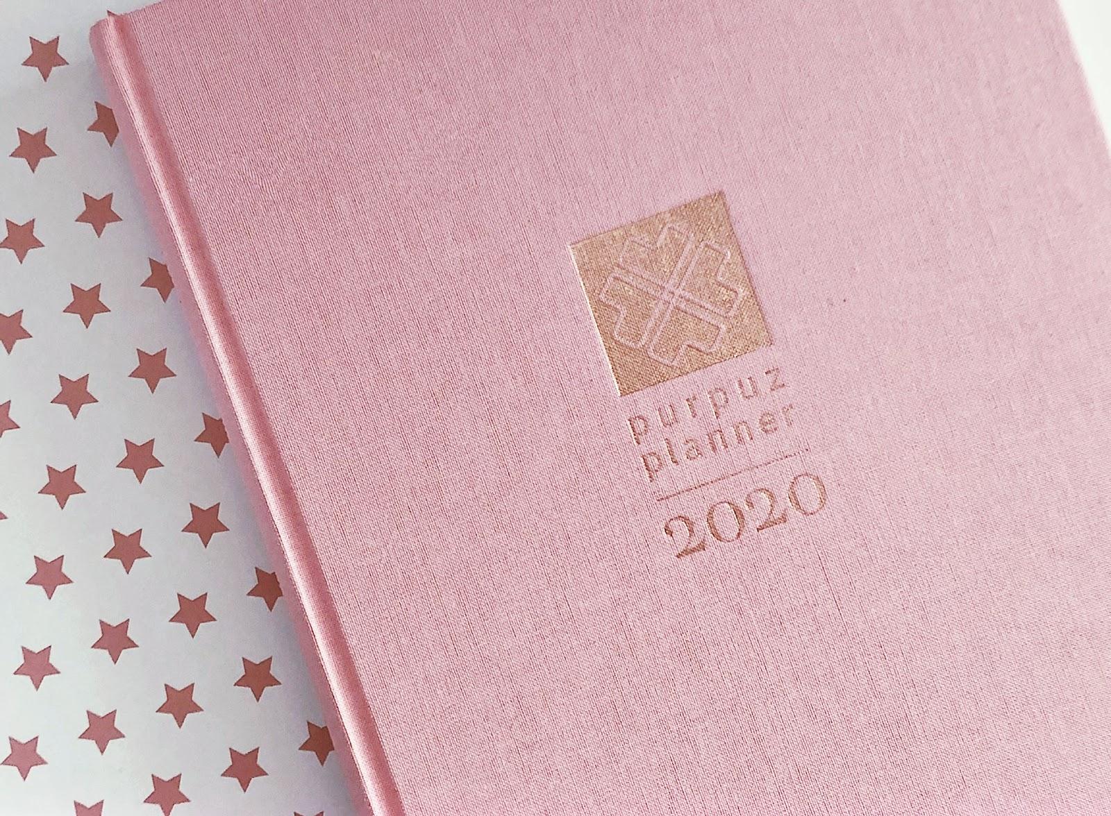 Behaal je doelen met de Purpuz Planner 2020
