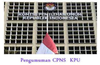 KPU Membuka Lowongan CPNS 2019