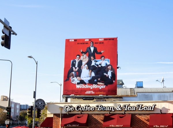 Wedding Ringer billboard