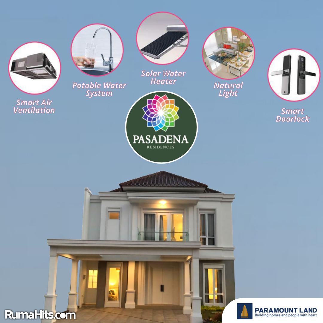 Pasadena Residences Paramount Serpong