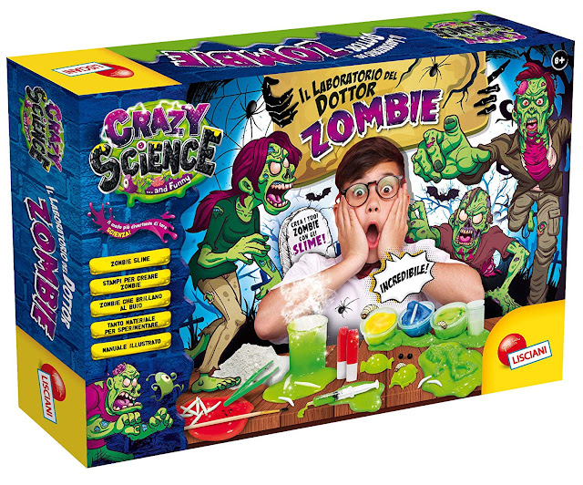Crazy Science: Il laboratorio del Dottor Zombie