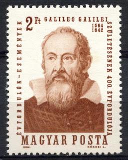 Hungary 1964 Galileo