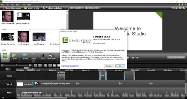 Camtasia Studio 8.6.0 Build 2079 Full Keygen