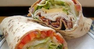 Turkey Ranch Club Wrap Chefs Collaborative