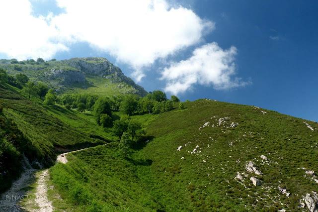 Sierra del Crespón - Asturias