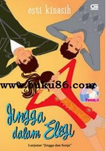 Novel Jingga Dalam Elegi Esti Kinasih Bekas