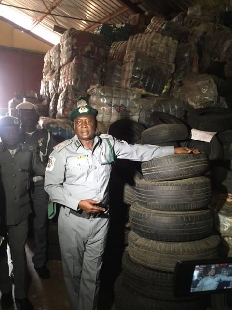 The Nigeria Customs Service Owerri