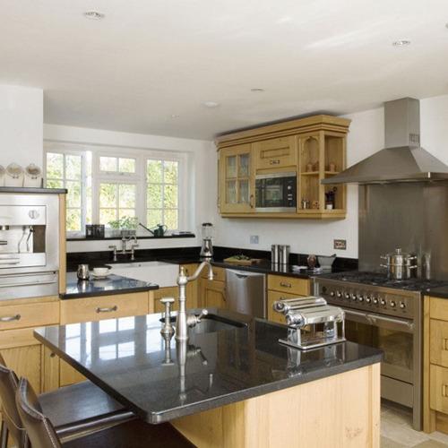 New Home Interior Design Traditional Kitchen